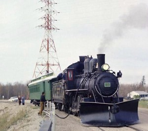 Locomotive #3